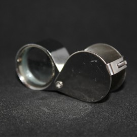 Monocle magnifying glass lens: 30x / 21mm