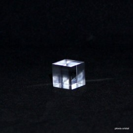 Lot : 10 peaces Acrylic base materials cubes : 12x12x12mm
