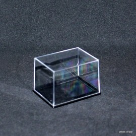 Transparent box :  62x47x42mm.