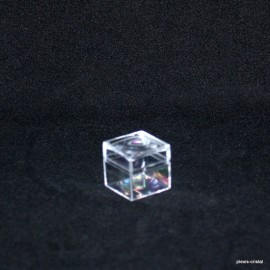 Lot : 9 pieces : Box x3 magnifier, 25x25x25mm,