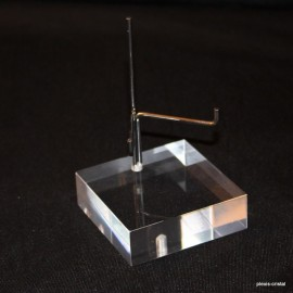Adjustable pedestal 60x60x20mm supporting