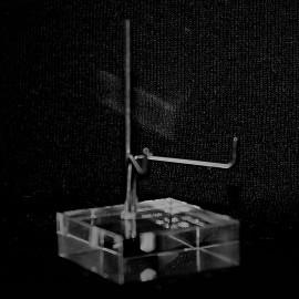 Piedistallo regolabile 30x30x20mm