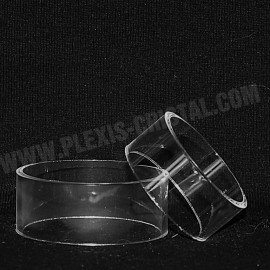 plastic display: base ring  50mm