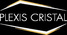 logo plexis cristal support pour minéraux et objets de collection